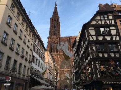 Strasbourg cathédrale