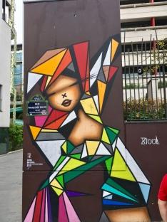 """Rêves d'enfance"", by street artist STOOL."