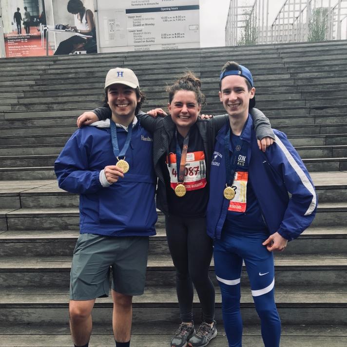 Paris Half-Marathon